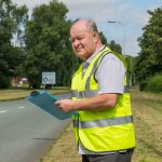 Graham Feest and a Traffic Survey