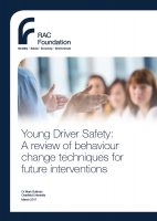 RAC-Foundation-Young-driver-safety