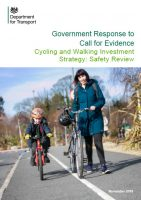 DfT-cycling-walking-investment-strategy-safety-review
