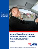 Foundation-for-traffic-safety-USA-Acute-Sleep-Deprivation-and-risk-of-motor-vehicle-crash-involvement