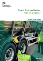 roads-policing-review-call-for-evidence