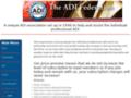 ADI Federation